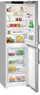 Двухкамерный холодильник Liebherr