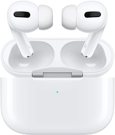 Беспроводные наушники Apple