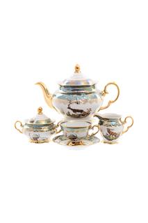 Чайный сервиз 17 предметов ROMAN LIDICKY