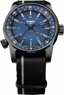 Швейцарские мужские часы в коллекции P68 adventure Мужские часы Traser TR_109031