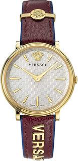 Женские часы в коллекции V-Circle Женские часы Versace VE8101319