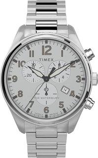 Мужские часы в коллекции Waterbury Мужские часы Timex TW2T70400VN
