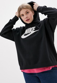 Худи Nike W NSW ICN CLSH FLC HOODIE PLUS