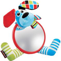 Развивающая игрушка Yookidoo Мое первое зеркальце Собачка
