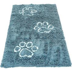Коврик для собак DOG GONE SMART Doormat Runner Универсальный супервпитывающий 76x152 см морская волна