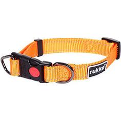 Ошейник для собак RUKKA Bliss Collar 20 мм 30-40 см Оранжевый