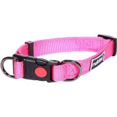 Ошейник для собак RUKKA Bliss 20 мм 30-40 см Розовый
