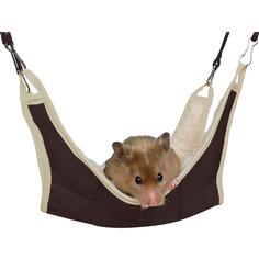 Гамак Trixie для хомяков и мышей 18х18 см в ассортименте