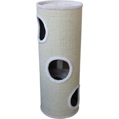 Когтеточка для кошек Foxie Домик Башня 40x40x100 см