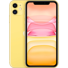 Смартфон Apple iPhone 11 64 GB Yellow