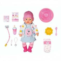 Кукла Zapf Baby Born Стильная Весна 43 см