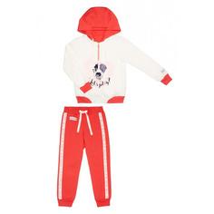 Спортивный костюм Lucky Child Sport: куртка и брюки 80-86