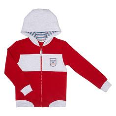 Куртка Lucky Child Больше пространства красная 80-86