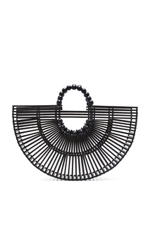 Черная бамбуковая сумка Fan Ark Cult Gaia