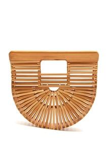 Бамбуковая сумка-кроссбоди Gaias Ark