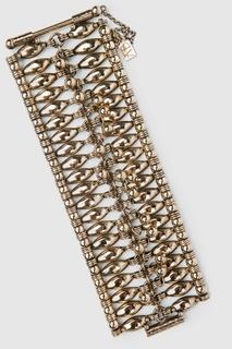 Металлический браслет Aurelie Bidermann