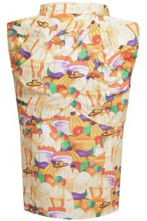 Хлопковая юбка Stella Jean