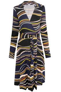 Шелковое платье T72 Diane Von Furstenberg