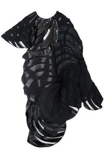 Шерстяной жакет-накидка Junya Watanabe