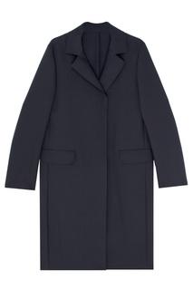 Однотонное пальто Msgm