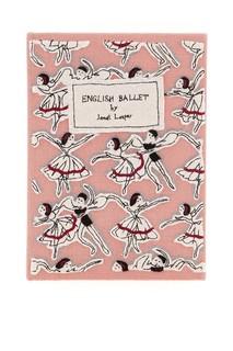 Хлопковый клатч English Ballet