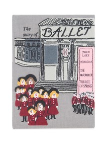 Хлопковый клатч Tales From The Ballet