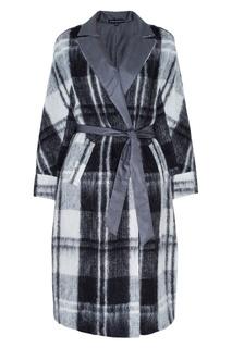 Двухстороннее пальто из мохера Victoria Andreyanova