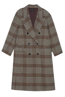 Шерстяное пальто Flint Isabel Marant