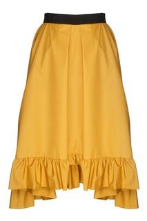 Хлопковая юбка Gru Generina Vivetta