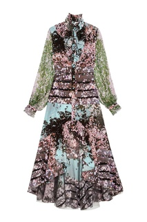 Шелковое платье Natasha Zinko