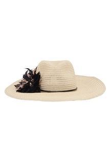 Соломенная шляпа Emmanuelle Eugenia Kim
