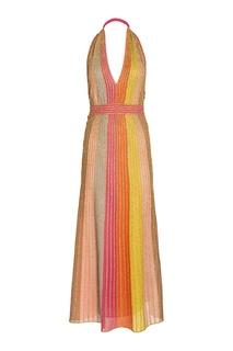 Комбинированное платье M Missoni