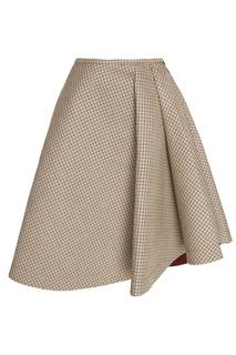 Шерстяная юбка No21