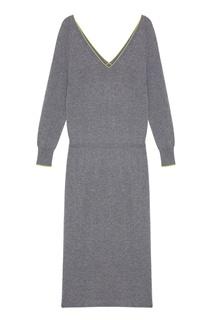 Кашемировое платье Tegin