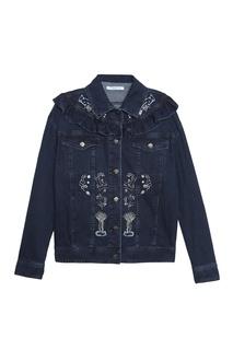 Джинсовая куртка Rennes Vivetta