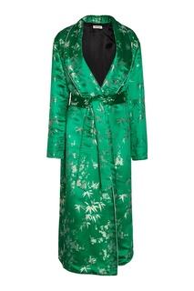 Пальто-халат в стиле кимоно Attico