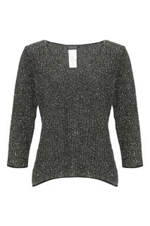 Пуловер с люрексом Marina Rinaldi