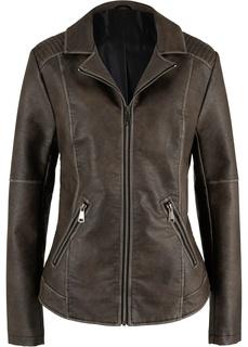 Куртки Куртка из искусственной кожи Bonprix