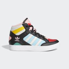 Высокие кроссовки Hardcourt Hi adidas Originals