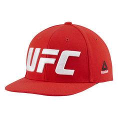 Кепка UFC Flat Peak Reebok