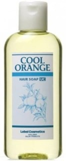 Lebel, Шампунь для жирных волос Cool Orange Hair Soap Ultra Cool