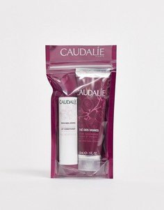 Бальзам для губ и крем для рук Caudalie Nourishing Lip & Hand Duo - Thé des Vignes-Бесцветный
