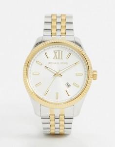 Наручные часы из разных металлов Michael Kors MK8752 Lexington-Мульти