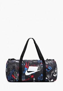 Сумка спортивная Nike NK HERITAGE DUFFLE - GFX