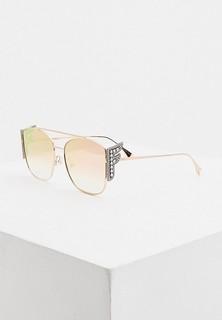 Очки солнцезащитные Fendi FF 0380/G/S DDB