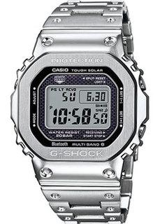 Японские наручные мужские часы Casio GMW-B5000D-1E. Коллекция G-Shock