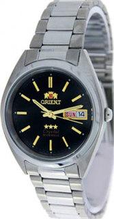 Японские наручные мужские часы Orient AB00005B. Коллекция Three Star