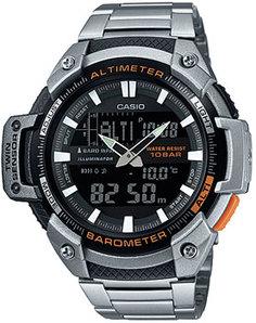 Японские наручные мужские часы Casio SGW-450HD-1B. Коллекция Casio Collection