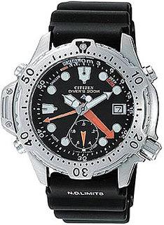 Японские наручные мужские часы Citizen AL0000-04E. Коллекция Promaster