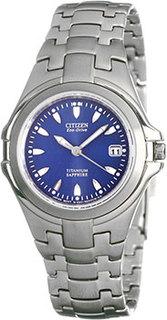 Японские наручные женские часы Citizen EW0650-51L. Коллекция Titanium